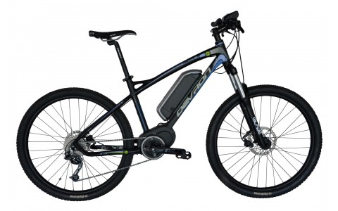 Bicicleta Electrica MTB, Devron, I-Mtb 27225, Cadru Aluminiu, Jante 27.5 inch