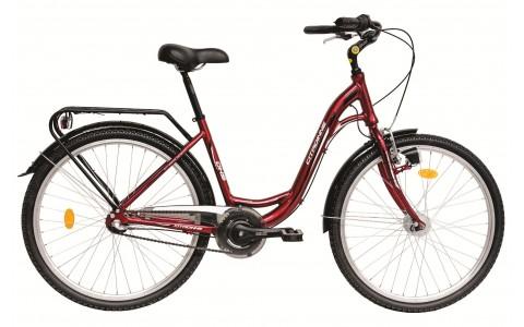 Bicicleta Oras pentru Femei, DHS, Citadinne 2636 (2016), Roti 26 inch
