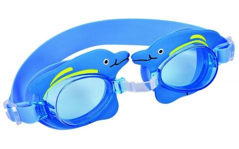 Ochelari inot copii, Jilong, 3-9 ani, Albastru