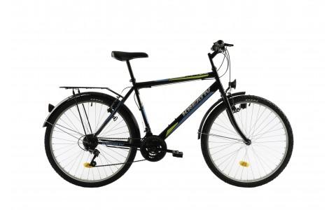 Bicicleta MTB, DHS, Kreativ 2613, Model 2018, 500 mm