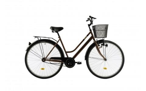 Bicicleta Oras Pentru Femei, DHS, Kreativ 2812, Model 2018, 505 mm