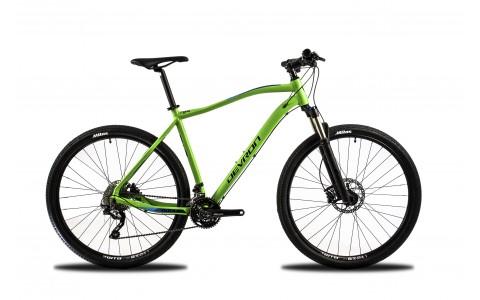 Bicicleta MTB, Devron, Riddle M4.9, Model 2018