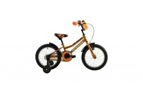 Bicicleta copii, DHS, 1601, Model 2018