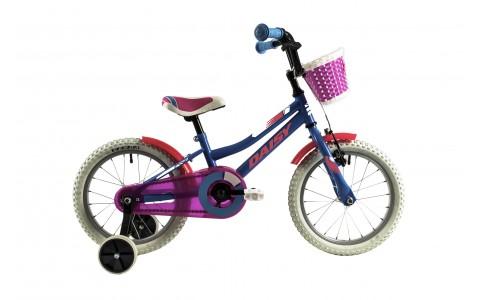 Bicicleta copii, DHS, 1602, Daisy, Model 2018