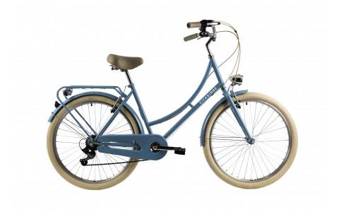 Bicicleta Oras, Dama, DHS, Citadine 2634, 460mm, Model 2018