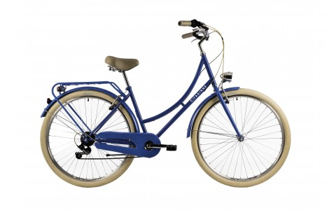 Bicicleta Oras, Dama, DHS Citadine 2834, Model 2018