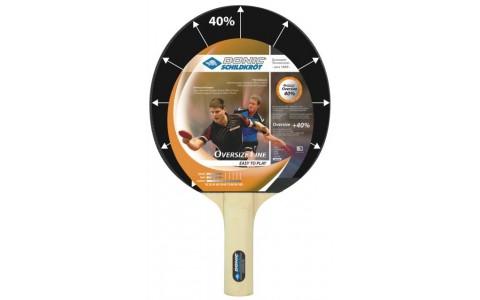 Paleta Tenis de Masa, Donic, Oversize Maxi Line + 40 %
