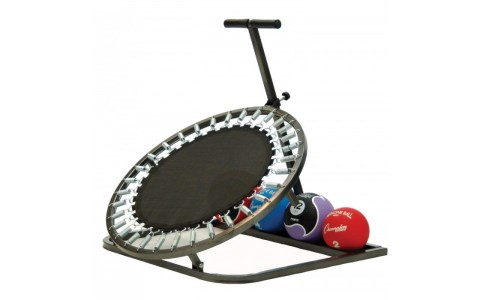 Trambulina pentru minge medicinala Dayu Fitness, diametru: 71 cm, Dayu Fitness