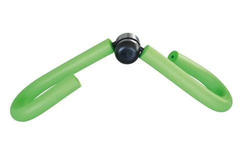 Aparat de antrenament pentru picioare, PVC, Schildkrot, Verde,