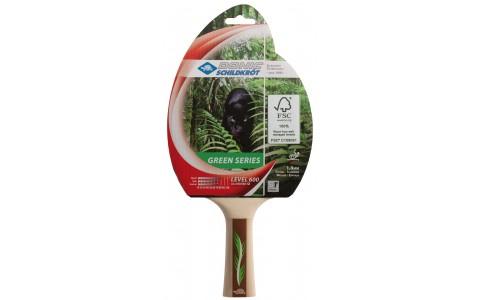 Paleta Tenis de Masa, Donic, Green Series, Level 600, Cocav, Allround