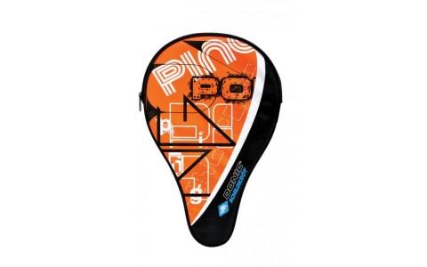 Husa Paleta Tenis de Masa, Donic, Negru-Orange
