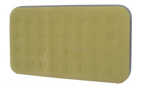 Saltea gonflabila Jilong, Combo, 191x99x22cm, verde-gri