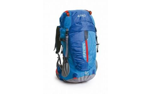 Rucsac Drumetie, Altus, Huascaran, 45L, Albastru