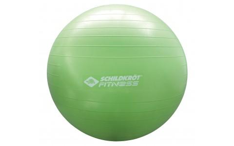 Minge Gimnastica, Schildkrot Fitness, PVC, Verde, 75 cm