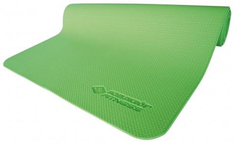 Saltea Fitness, Schildkrot Fitness, PVC, Verde, 180x61x0.4 cm