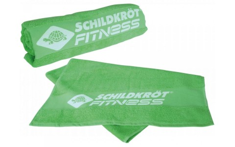 Prosop fitness, 90x140cm, Schildkrot Fitness, Verde