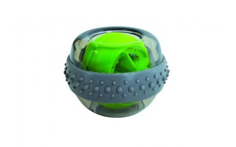 Spinball, diametru: 70mm, Schildkrot Fitness, Verde-Gri