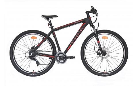 Bicicleta MTB, Ultra, GRX ECO, 29, Negru-Rosu