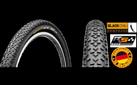 Anvelopa Bicicleta, Pliabila, Continental, RaceKing RaceSport, 29er, 50-622, 29x2.0, 2014