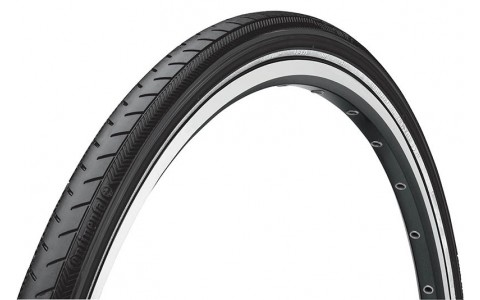 Anvelopa, Continental, Classic Ride Reflex, Puncture-Protection, 42-622 (28x1.6), Negru