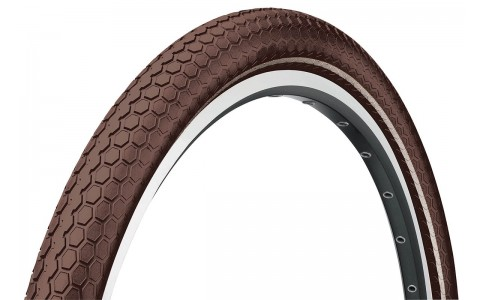 Anvelopa Bicicleta, Continental, Retroride Reflex Puncture-ProTection, 50-559 26*2.0, Maro