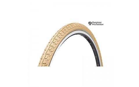 Anvelopa Continental Ride Tour Puncture-ProTection 37-622 28*1 3/8*1 5/8 crem/crem