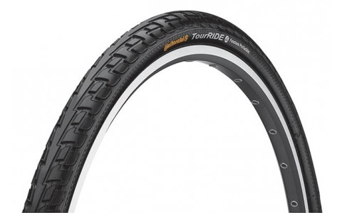 Anvelopa, Continental, Ride Tour Puncture-ProTection, 42-584, Negru