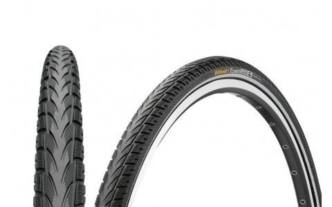 Anvelopa Bicicleta, Continental, TownRide Reflex ,Puncture-Protection, 28*1. 3/8x1 5/8, 37-622