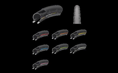 Anvelopa Bicicleta, Pliabila, Continental, UltraSport, 23-622, 700-23C, Negru, 2014
