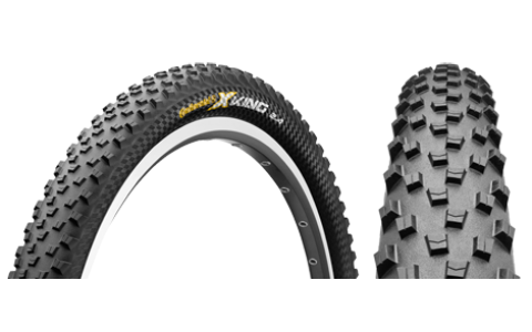 Anvelopa Bicicleta, Pliabila, Continental, X-King Performance, 55-559 (26x2.2)