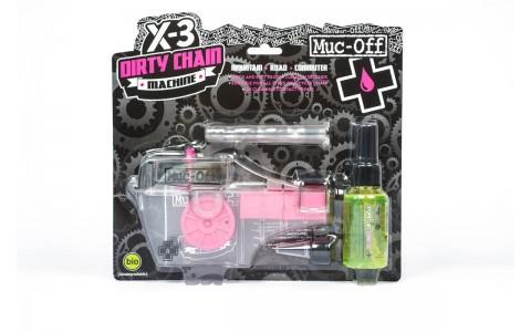 Aparat pentru Curatat Lantul, Muc-Off, X3 Chain Cleaner