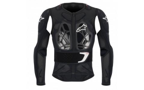 Armura Alpinestars Tech Bionic MTB Jacket black/red M