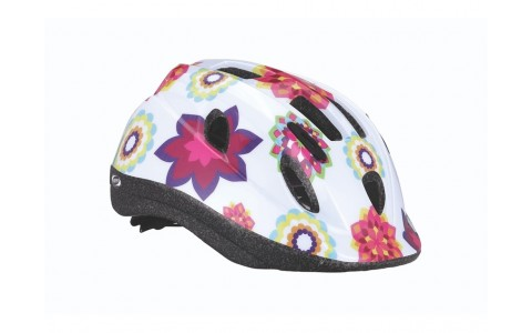 Casca Bicicleta, BBB, Boogy Flori, Marime M, 2015