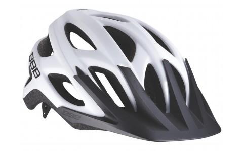 Casca Bicicleta, BBB, Varallo, Alb Mat, Marime 54-58 cm, 2015