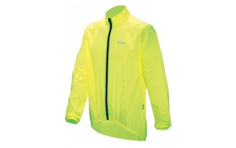 BBB jacheta ploaie BBW-148 BaseShield galben neon L