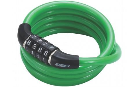 Lacat, BBB, BBL-6508, 8x1200 mm, QuickCode, Verde