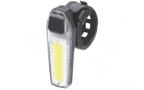 Lumina Fata Bicicleta, BBB, Signal, Alb, Reincarcabila, Baterie Litiu