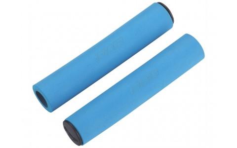 Mansoane Bicicleta, BBB, Sticky, 130 mm, Albastru