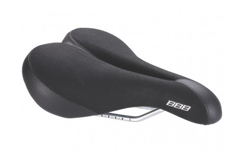 Sa Bicicleta Pentru Femei, BBB, BSD-1301, Multidensity Lady, Negru