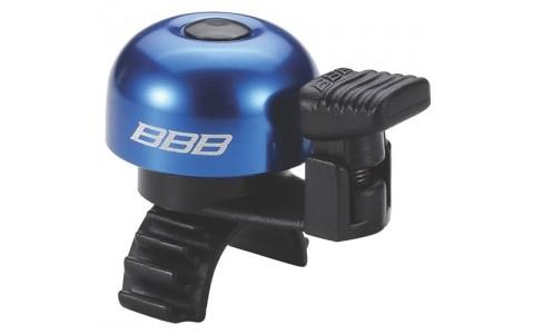Sonerie Bicicleta, BBB-1202, EasyFit, Albastru, Inox