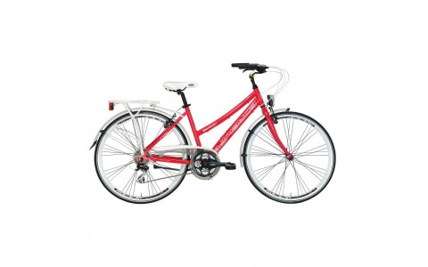 Bicicleta Oras Dama, Adriatica Boxter HP 21V Donna coral 45 cm