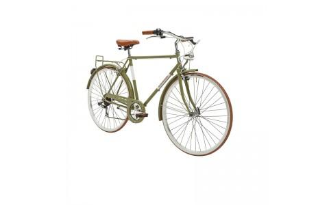 Bicicleta Adriatica Condorino 28 verde 54 cm
