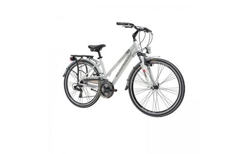 Bicicleta Oras Dama, Adriatica Sity 2 Lady alba 45 cm