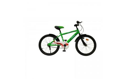 Bicicleta copii Robike Ronny 20 verde
