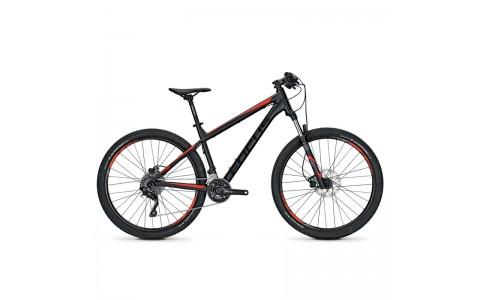 Bicicleta Focus Black Forest LTD 27 20G magicblackmatt 2017 - 480mm (L)