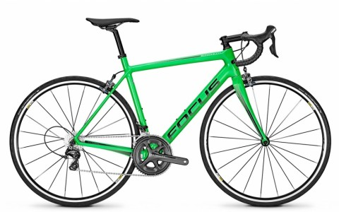 Bicicleta Focus Izalco Race Ultegra 22G green 2018 - 540mm (M)