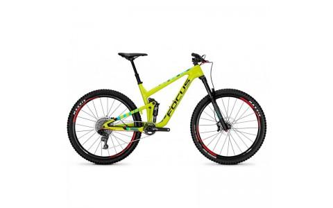 Bicicleta Focus Jam C Lite 27.5 12G lime 2018 - 440mm (M)