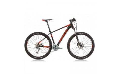 "Bicicleta MTB, Shockblaze R5, Negru Mat, 27.5"", 48 cm"