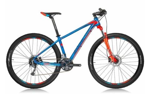 Bicicleta Shockblaze R5 29 albastru lucios 2016 52 cm