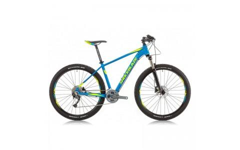 "Bicicleta MTB, Shockblaze R6, Albastru-Verde, 27.5"", 48 cm"